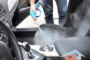 Giặt ghế ô tô 7 chỗ ở quận Thanh Xuân