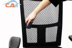 Giặt ghế lưới, ghế bọc vải văn phòng ở quận Cầu Giấy