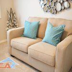 Giặt ghế sofa phòng khách ở quận Hoàn Kiếm