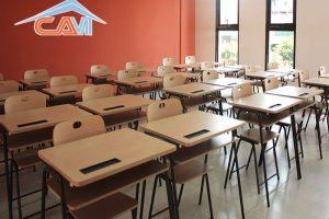 Giặt ghế trường cấp 1, cấp 2 ở quận Hà Đông