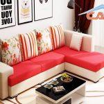Giặt ghế sofa căn hộ chung cư ở phố Duy Tân