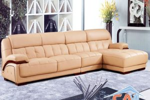 Giặt ghế sofa da cho hộ gia đình chung cư quận Hoàn Kiếm