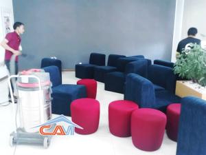 Dịch vụ giặt ghế sofa văn phòng uy tín, chuyên nghiệp