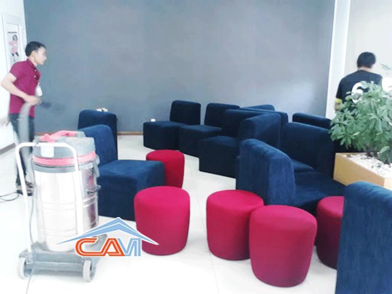 dịch vụ giặt ghế sofa văn phòng